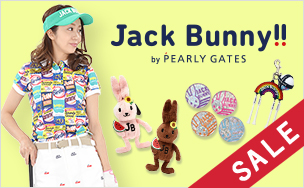 Jack Bunny!!by PEARLY GATES